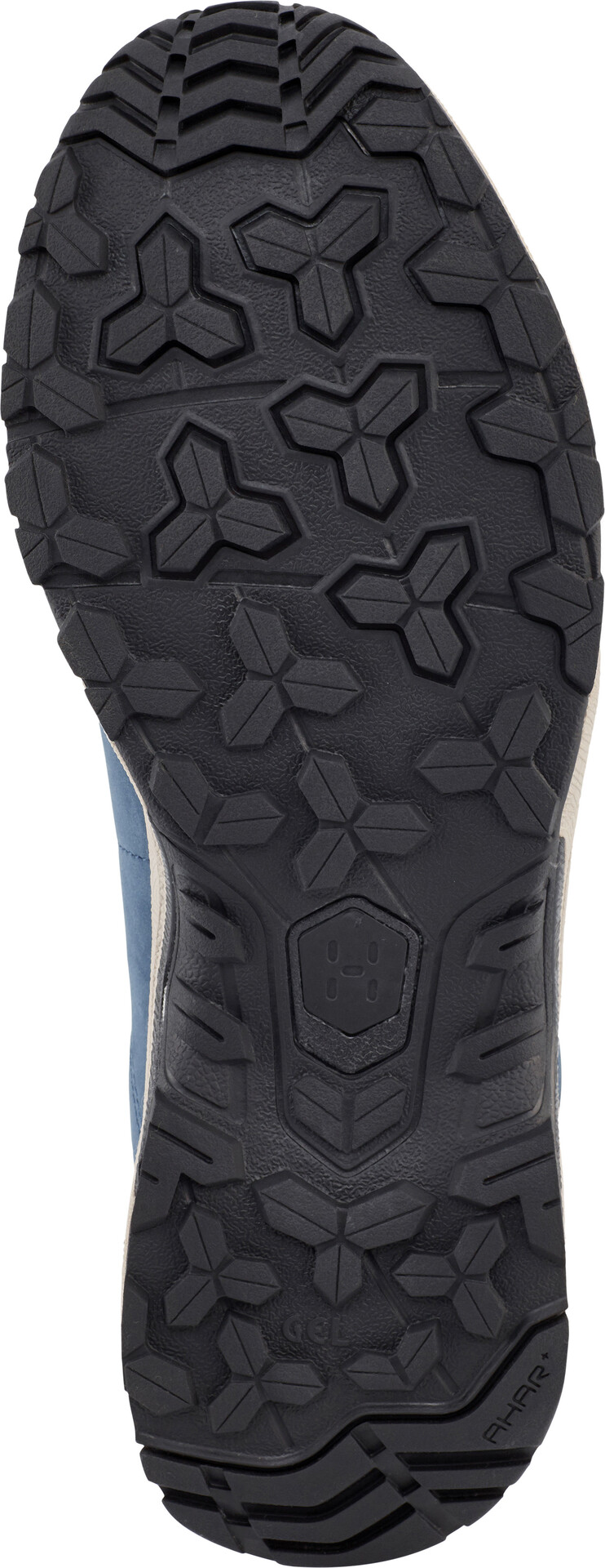 Haglöfs Mistral GT Chaussures Homme, blue inktangerine
